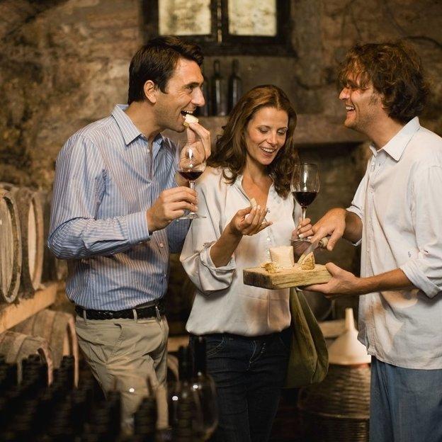 Käse und Wein Seminar