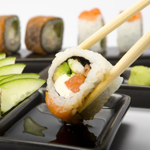 Sushi und Wein Seminar