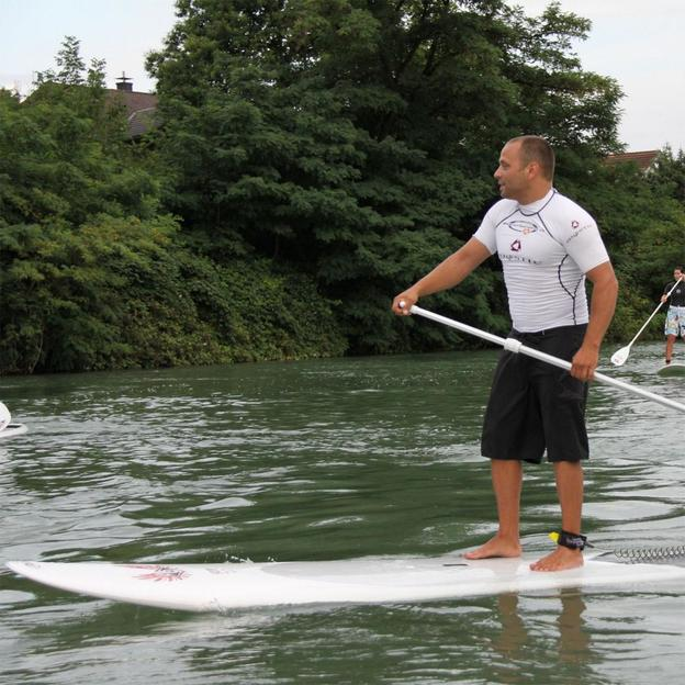 Stand Up Paddle Surfing 2h-Grundkurs