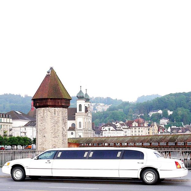 Rouler en Limousine stretch Lincoln 2 heures
