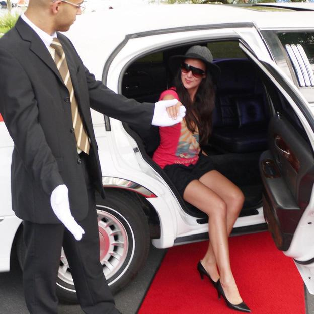 Rouler en Limousine stretch Lincoln 2 heures