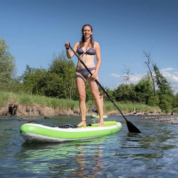 Stand Up Paddle sur l'Aar