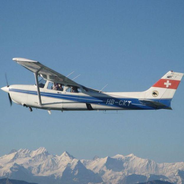 Vol moteur panoramique Cervin