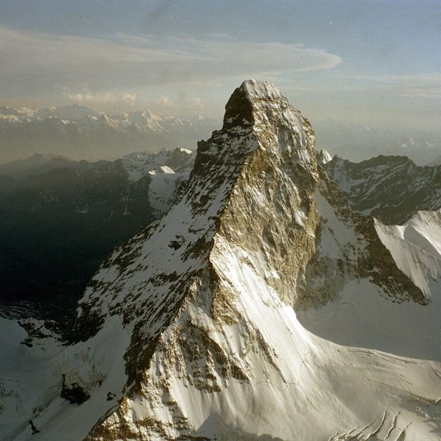 Motorflugzeug Alpenrundflug Matterhorn 3 Personen