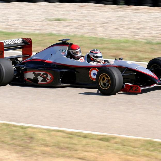 Formel 1-Renntaxifahrt für 1 Person