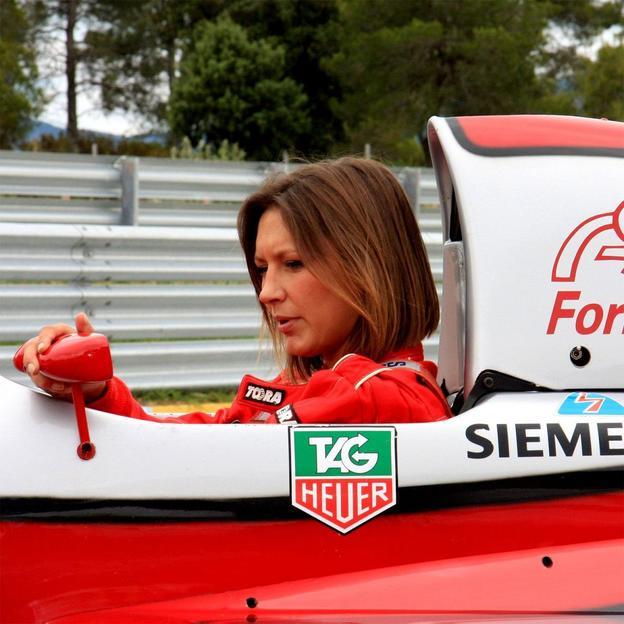 Formel 1 selber fahren (F1-Classic mit Handschaltung)