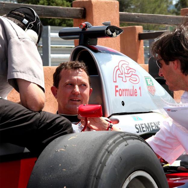 Formule 1 à conduire vous-même (F1 classique à transmission manuelle)