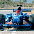 Formel 1 selber fahren (F1-Modern mit Lenkradschaltung)
