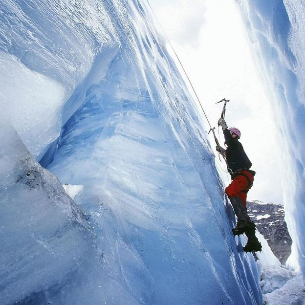 Ice Climbing im Berner Oberland für 1 Person
