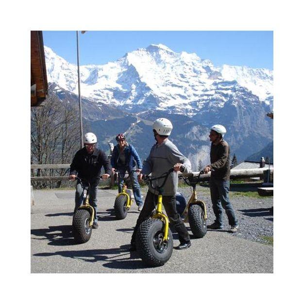 Quadventure im Berner Oberland
