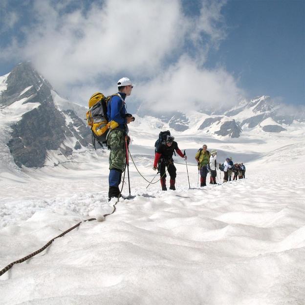 Randonnée sur le glacier de Stein (1 pers)