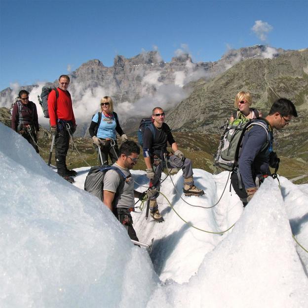 Gletscherwanderung Tagestour für 1 Person
