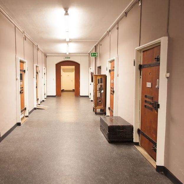 Nuitée dans le Jailhotel à Lucerne - Suite