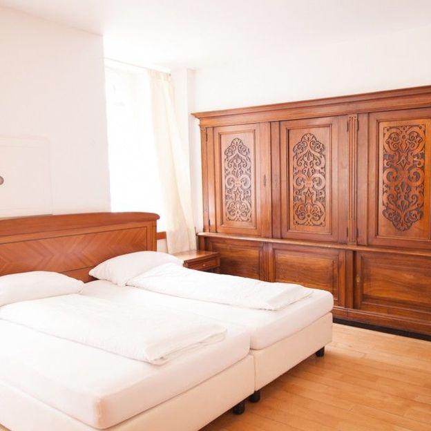 Übernachtung im Knasthotel - Suite
