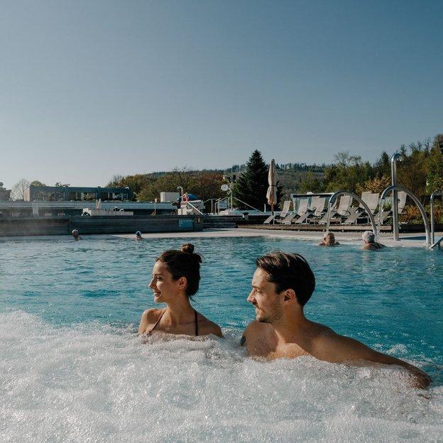 Spa romantique pour deux personnes