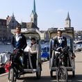 Grand tour en Rickshaw 90 minutes