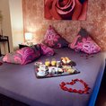 Loveroom Superior avec grand Jacuzzi gonflable (2 pers.)