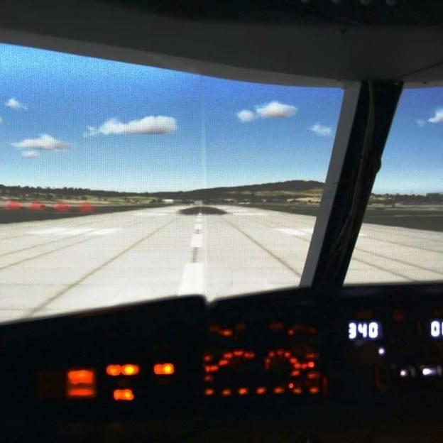 Faszination Simulatorfliegen - Boeing 737 - Städteflug (90 Min)