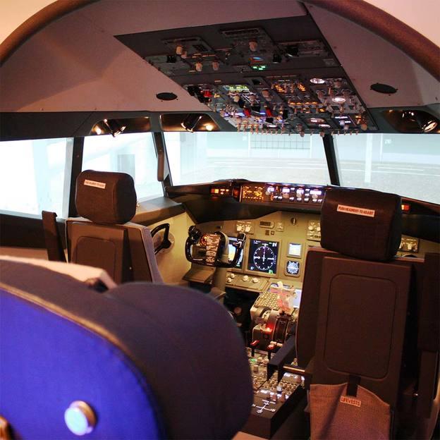 Simulation de vol Boeing 737 - Métropoles (90 minutes)