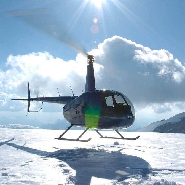 Helikopter Rundflug Glarner Alpen