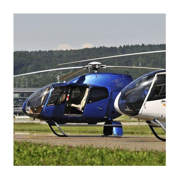 Schnupperflug Helikopter (30 Minuten)