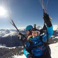 Gleitschirm Tandemflug in Davos-Klosters