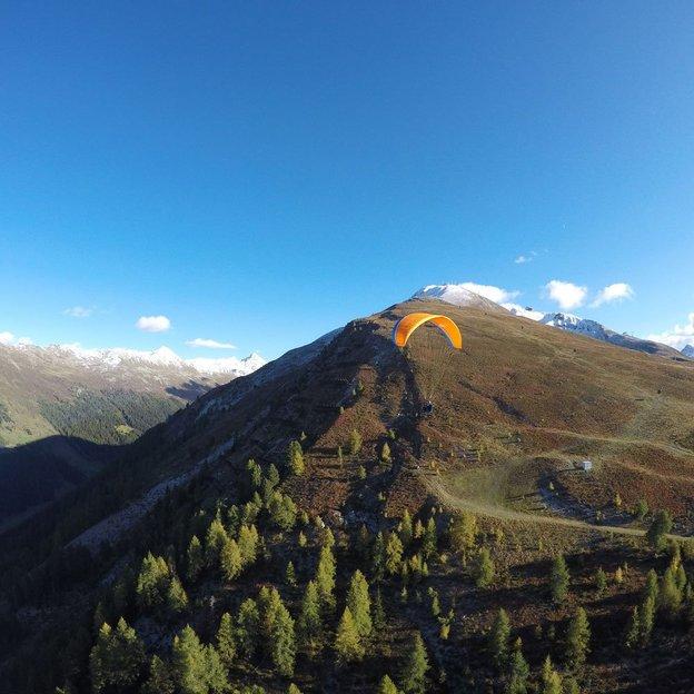 Pilot für einen halben Tag in Davos