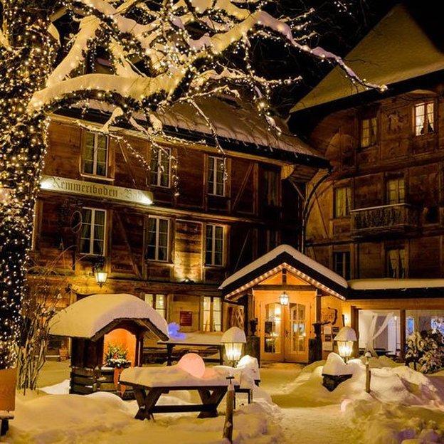 Iglu Romantik pur im Emmentaler Frischlufthotel
