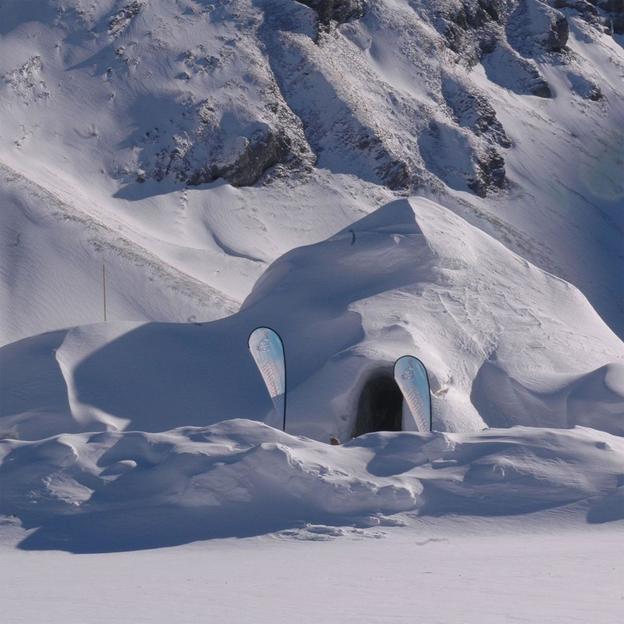 Nuitée dans un igloo (1 pers.)
