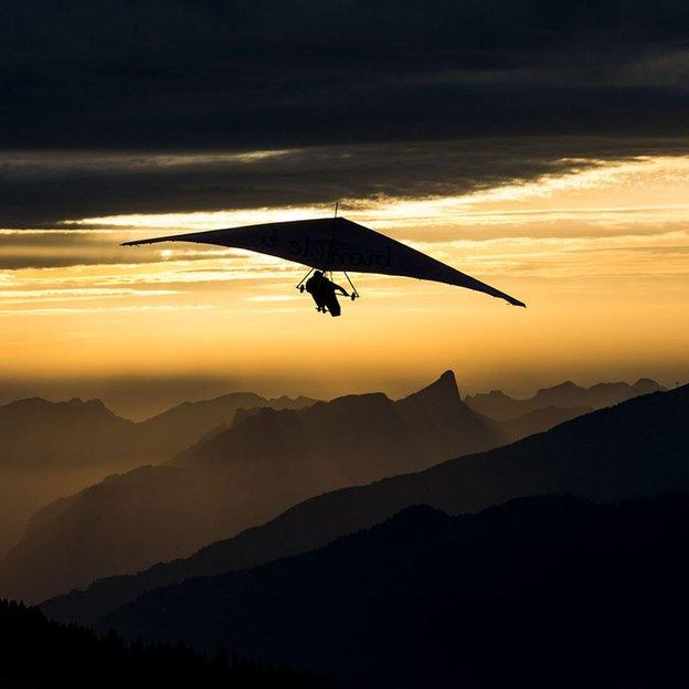 Delta Tandemflug Erlebnis