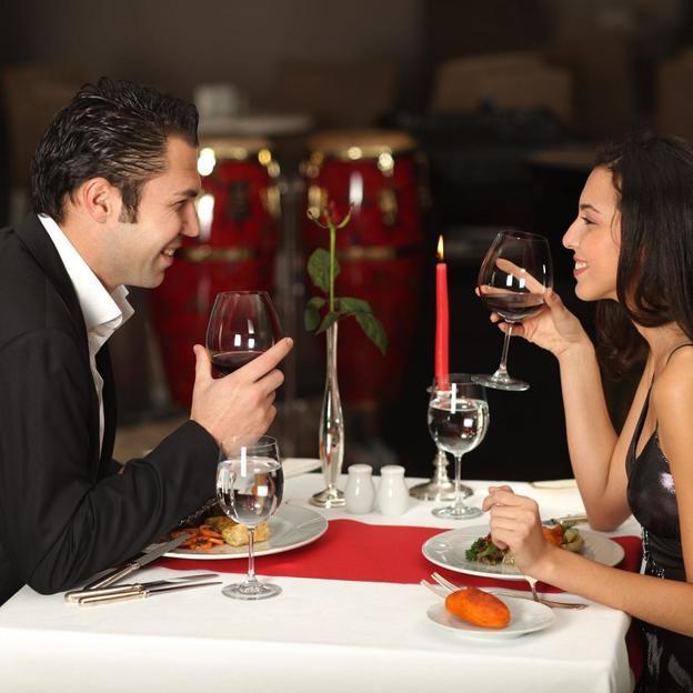 Romantisches Dinner im Hotel Römerturm