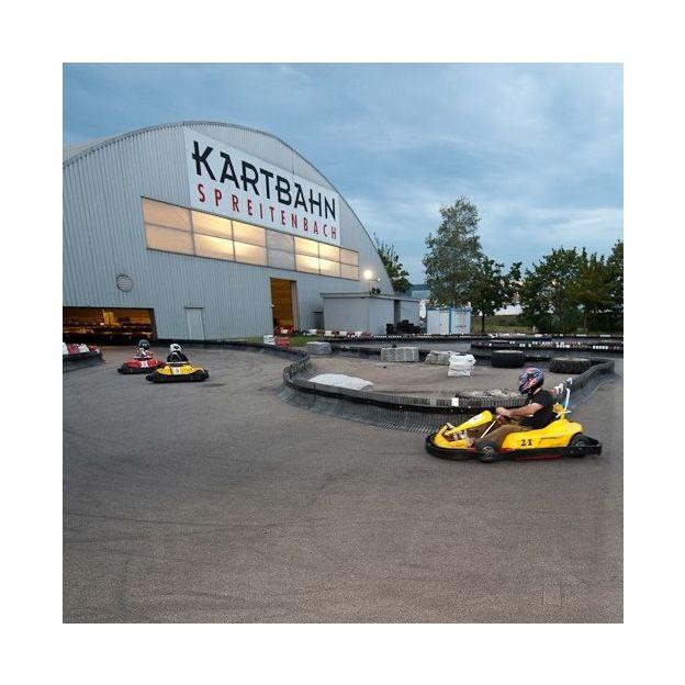 Kartfun für Kids in Winterthur oder Spreitenbach