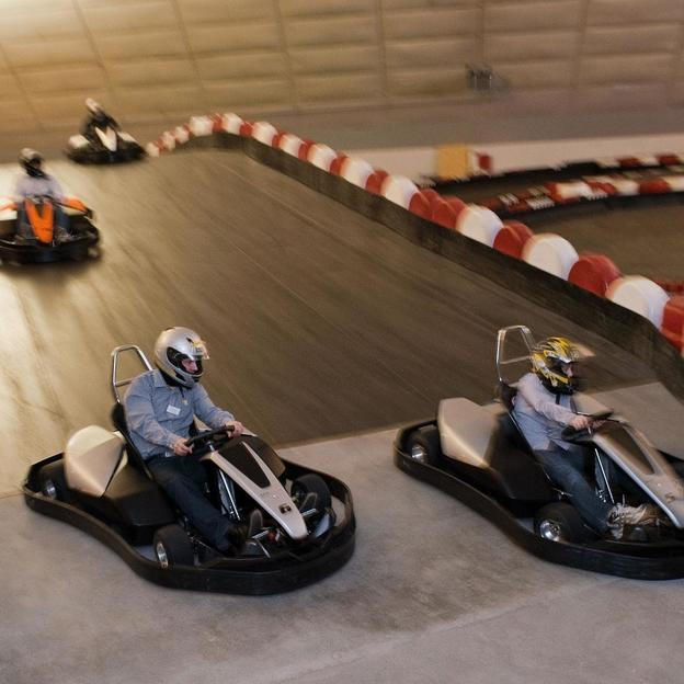 Kart-Fun Race in Spreitenbach