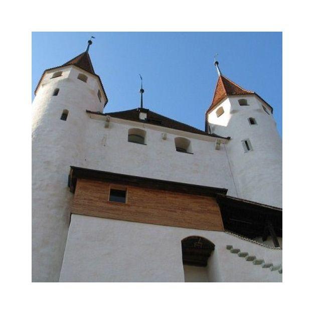 Croisière en 1ère classe et visites de châteaux