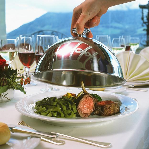 Übernachtung mit Dinner im Hotel Römerturm