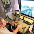 Lokomotiven Simulator für 1 Person