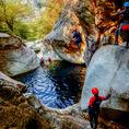 Canyoning im Tessin