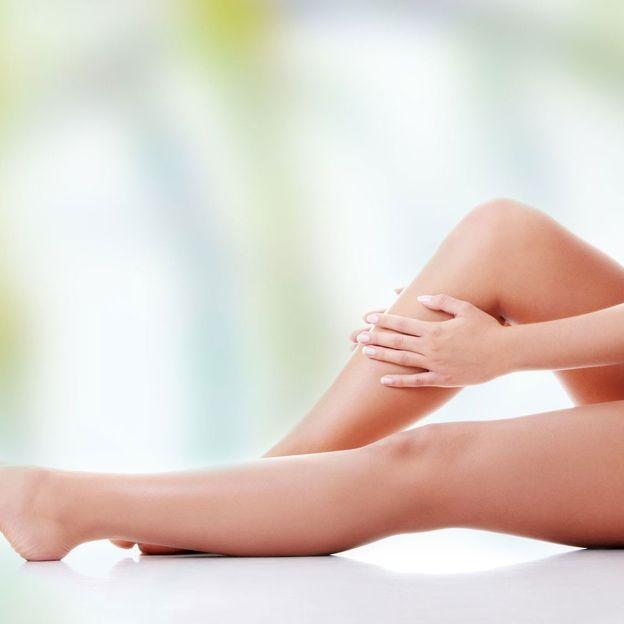 Bein- und Fussbehandlung für Schwangere