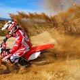 Motocross avec le champion européen en semaine