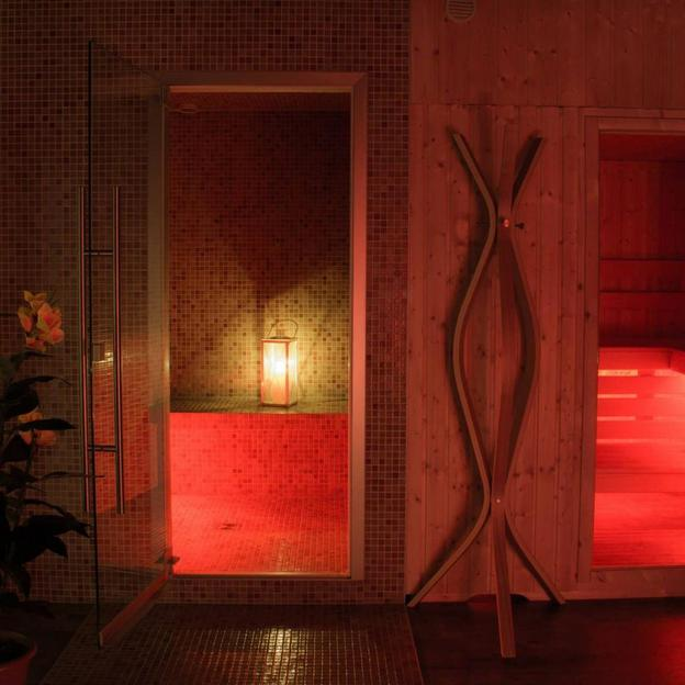 Apéritif dînatoire romantique dans un spa