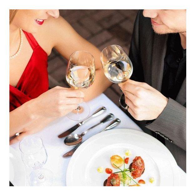 Geschenkidee romantisches dinner
