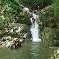 Exklusiv Canyoning Abenteuer  in Amden für 2 Personen