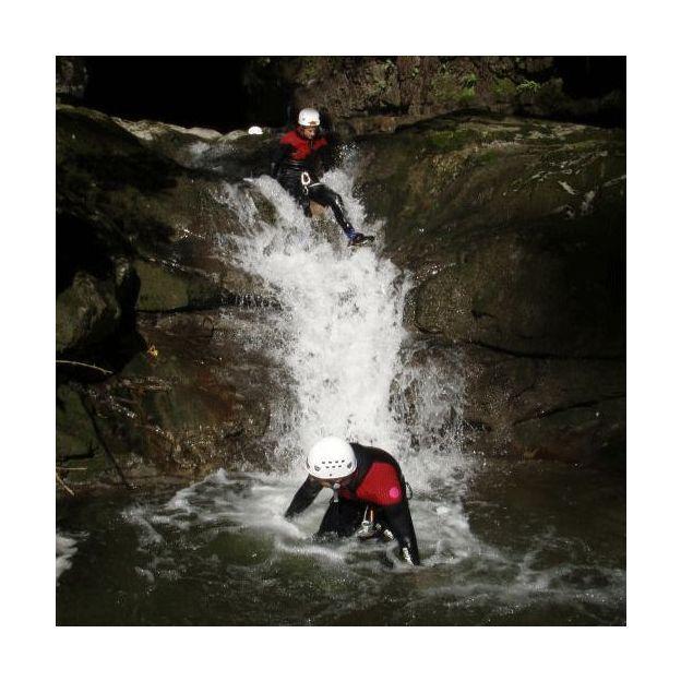 Canyoning à Amden pour 2 personnes