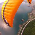 Vol en Parapente Biplace à Villeneuve