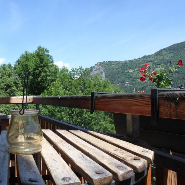 Auszeit in der Natur im Chalet Le Rucher