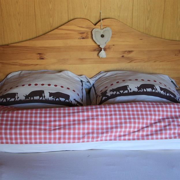 Romantische Übernachtung im Chalet Le Rucher