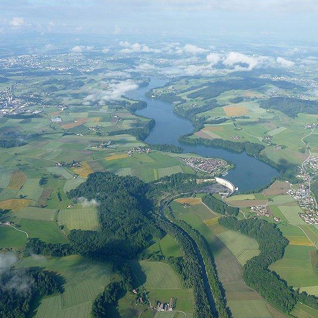 3 Seen-Schnupperfahrt im Heissluftballon