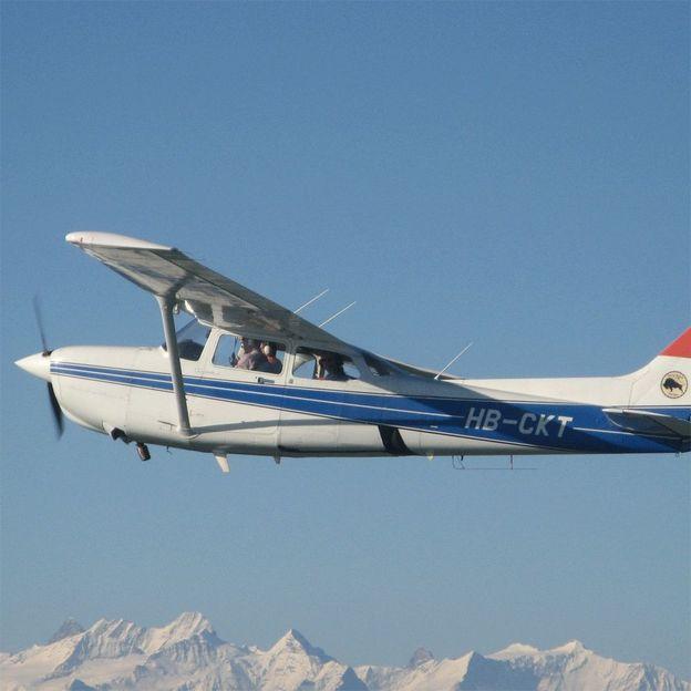 Vol au dessus du Cervin pour 2 personnes