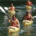 Kayak lacustre pour une personne