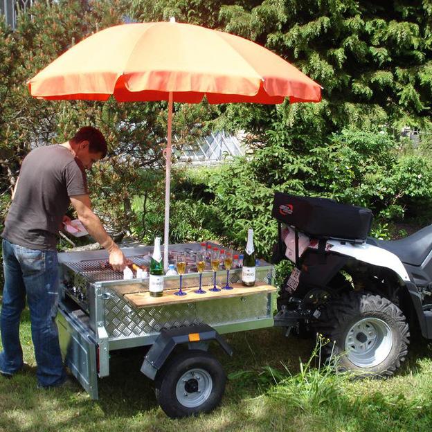 Quad & Barbecue